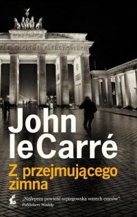 Z przejmującego zimna -  John Le Carré | mała okładka