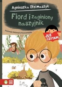 Już czytam! Fiord i zagubiony naszyjnik - Agnieszka Stelmaszyk | mała okładka