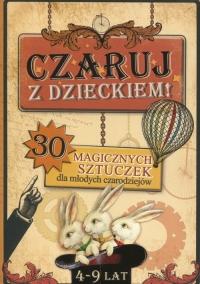 Czaruj z Dzieckiem - Konrad Modzelewski   mała okładka