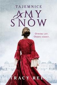 Tajemnice Amy Snow - Tracy Rees   mała okładka