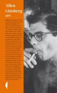 Listy - Allen Ginsberg | mała okładka