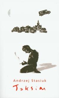 Taksim - Andrzej Stasiuk | mała okładka