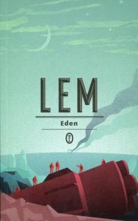 Eden - Stanisław Lem | mała okładka