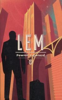 Powrót z gwiazd - Stanisław Lem | mała okładka