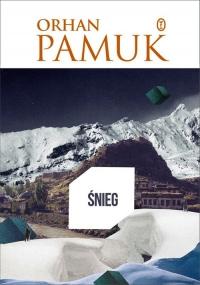 Śnieg - Orhan Pamuk | mała okładka