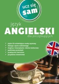 Język angielski dla początkujących z płytą CD - Johnston Bill, Rydel-Johnston Katarzyna   mała okładka