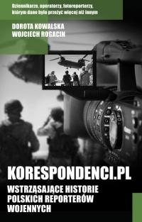 Korespondenci.pl - Kowalska Dorota, Rogacin Wojciech | mała okładka