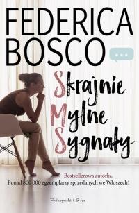 Skrajnie Mylne Sygnały - Federica Bosco | mała okładka