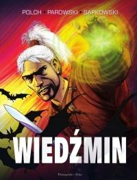 Wiedźmin. Wydanie kolekcjonerskie - Polch Bogusław, Sapkowski Andrzej, Parowski Maciej | mała okładka