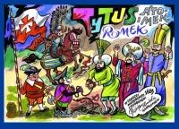 Tytus Romek i Atomek w odsieczy wiedeńskiej 1683 roku - Chmielewski Henryk Jerzy | mała okładka