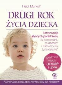 Drugi rok życia dziecka - Murkoff Heidi, Mazel Sharon | mała okładka