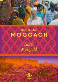 Hotel Marigold - Deborah Moggach   mała okładka