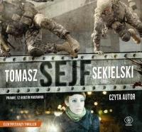 Sejf 3. Gniazdo Kruka - Tomasz Sekielski | mała okładka