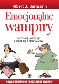 Emocjonalne wampiry - Bernstein Albert J. | mała okładka
