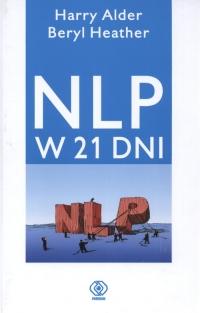 NLP w 21 dni - Alder Harry, Beryl Heather | mała okładka
