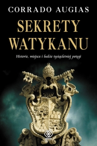 Sekrety Watykanu - Corrado Augias   mała okładka