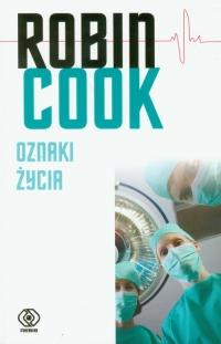 Oznaki życia - Robin Cook | mała okładka