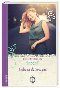 Pechowa dziewczyna - Aleksandra Mantorska | mała okładka
