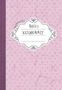 Notes kuchenny - Nina Majewska-Brown | mała okładka