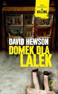 Domek dla lalek - David Hewson | mała okładka