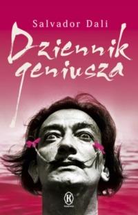 Dziennik geniusza - Salvador Dali | mała okładka