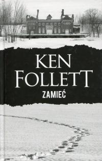 Zamieć - Ken Follett | mała okładka