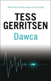 Dawca - Tess Gerritsen | mała okładka