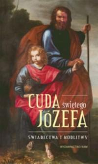 Cuda świętego Józefa - Polak Elżbieta, Pytlarz Katarzyna | mała okładka