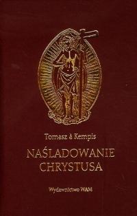 Naśladowanie Chrystusa - Kempis a Tomasz   mała okładka