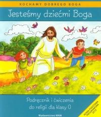 Katechizm SP 0 Jesteśmy dziećmi Boga - Władysław Kubik | mała okładka