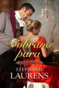 Dobrana para - Stephanie Laurens | mała okładka