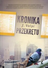 Kronika przekrętu - Jorge Volpi | mała okładka