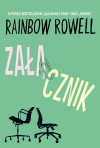 Załącznik - Rainbow Rowell | mała okładka