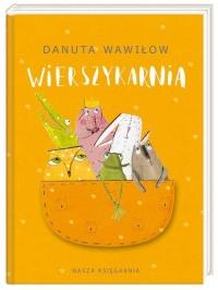 Wierszykarnia - Danuta Wawiłow | mała okładka