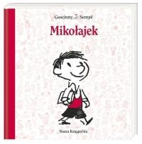 Mikołajek - Goscinny René, Sempé Jean-Jacques | mała okładka