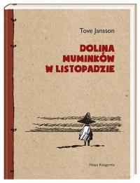 Dolina Muminków w listopadzie - Tove Jansson | mała okładka