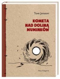 Kometa nad Doliną Muminków - Tove Jansson | mała okładka