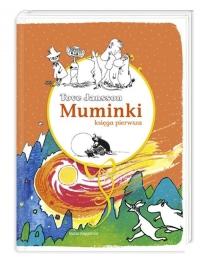 Muminki. Księga pierwsza - Tove Jansson | mała okładka