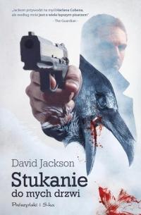Stukanie do mych drzwi - David Jackson | mała okładka