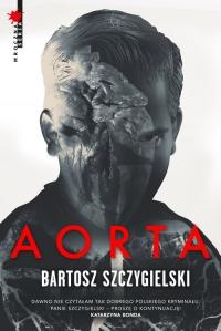Aorta - Bartosz Szczygielski | mała okładka