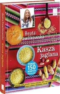 Kasza jaglana - Beata Pawlikowska | mała okładka