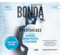 Pochłaniacz. Audiobook - Katarzyna Bonda | mała okładka