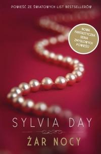 Żar nocy - Sylvia Day | mała okładka