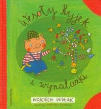 Wesoły Ryjek i wynalazki - Wojciech Widłak   mała okładka