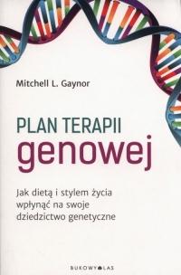 Plan terapii genowej - Gaynor Mitchell L. | mała okładka