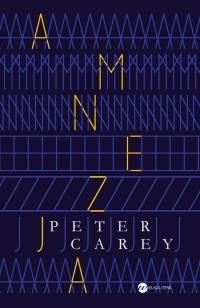 Amnezja - Peter Carey   mała okładka