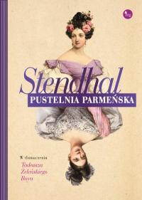 Pustelnia parmeńska - Stendhal | mała okładka