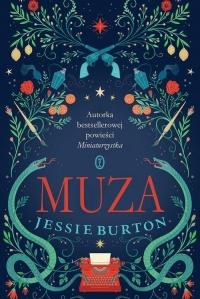 Muza - Jessie Burton | mała okładka