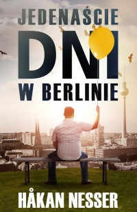 Jedenaście dni w Berlinie - Hakan Nesser   mała okładka