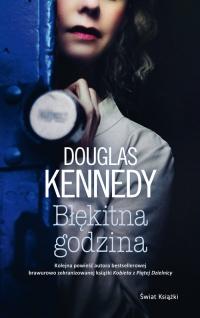 Błękitna godzina - Douglas Kennedy | mała okładka